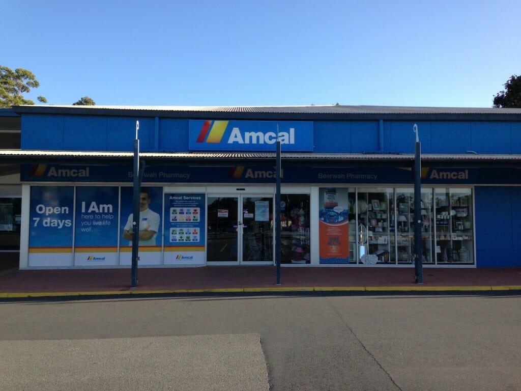 Amcal Pharmacy in Beerwah