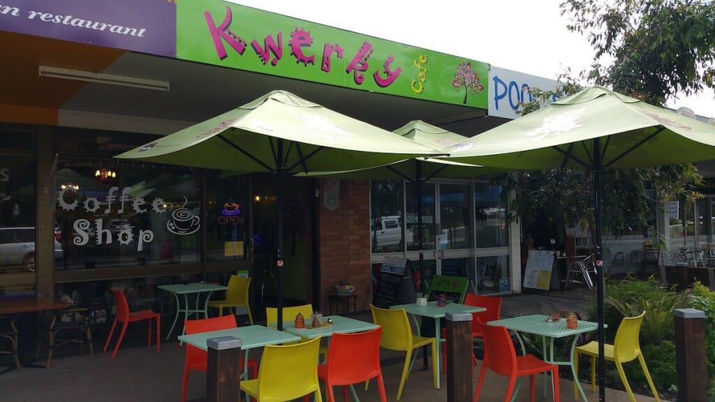 Kwerky Cafe